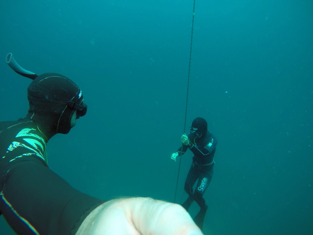 Safety for Freediving