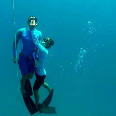 Rescue skills in open water